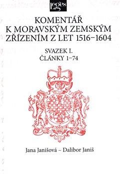Komentář k moravským zemským zřízením z let 1516-1604