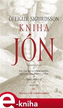 Obálka titulu Kniha Jón