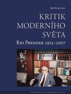 Obálka titulu Kritik moderního světa