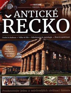 Obálka titulu Antické Řecko