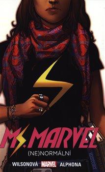 Obálka titulu Ms. Marvel: (Ne)normální
