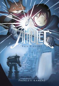 Obálka titulu Amulet 2