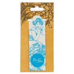 Obálka titulu Magnetická záložka Alfons Mucha – Topaz, Fresh Collection
