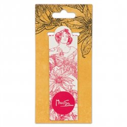 Obálka titulu Magnetická záložka Alfons Mucha – Ruby, Fresh Collection
