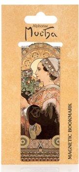 Obálka titulu Magnetická záložka Alfons Mucha – Thistle