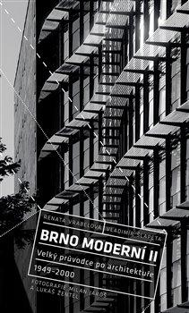 Obálka titulu Brno moderní II