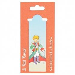Obálka titulu Magnetická záložka Malý princ (Le Petit Prince) – Traveler
