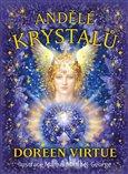 Obálka knihy Andělé krystalů