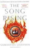 Obálka knihy The Song Rising (The Bone Season 3)