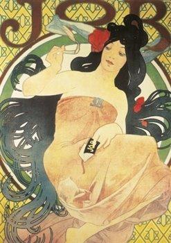 Obálka titulu Pohled Alfons Mucha – Job, krátký