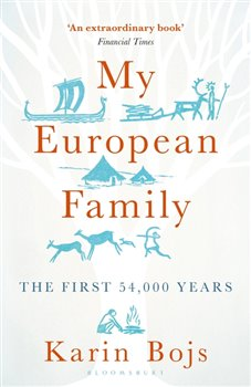Obálka titulu My European Family: The First 54 000 Years