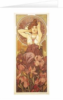 Obálka titulu Blahopřání Alfons Mucha – Amethyst