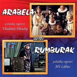 Obálka titulu Arabela a Rumburak