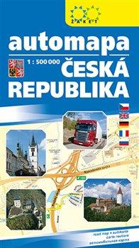 Automapa ČR - 1:500 000