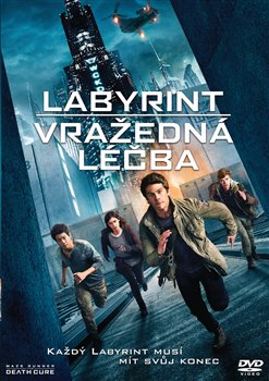 Obálka titulu Labyrint: Vražedná léčba