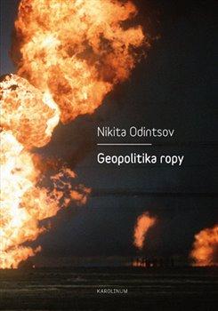Obálka titulu Geopolitika ropy