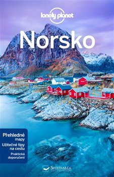 Obálka titulu Norsko - Lonely Planet