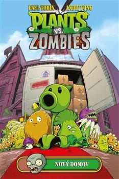 Obálka titulu Plants vs. Zombies - Nový domov