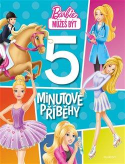 Obálka titulu Barbie - 5minutové příběhy