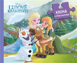 Obálka titulu Ledové království - Kniha s překvapením
