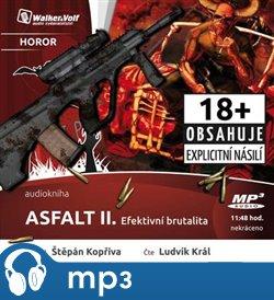 Obálka titulu Asfalt II.