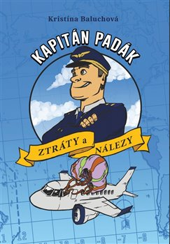 Obálka titulu Kapitán Padák & Ztráty a nálezy