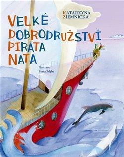 Obálka titulu Velké dobrodružství piráta Nata