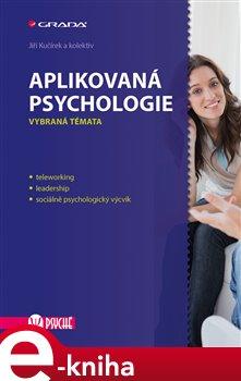 Obálka titulu Aplikovaná psychologie