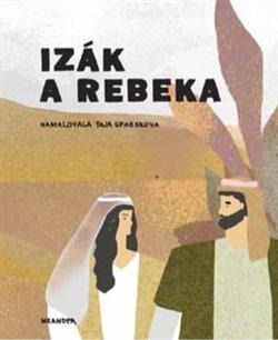 Obálka titulu Izák a Rebeka