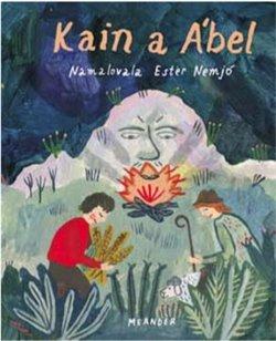 Obálka titulu Kain a Ábel