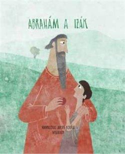 Obálka titulu Abraham a Izák