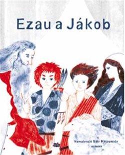 Obálka titulu Ezau a Jákob