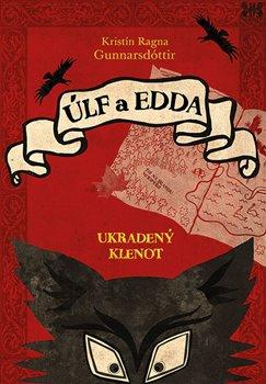 Obálka titulu Úlf a Edda: Ukradený klenot