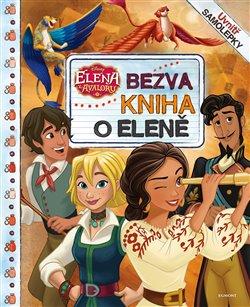 Obálka titulu Elena z Avaloru - Bezva kniha o Eleně