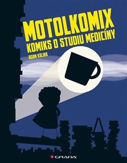 Obálka titulu Motolkomix