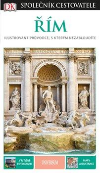 Obálka titulu Řím - Společník cestovatele