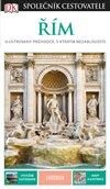 Obálka knihy Řím - Společník cestovatele