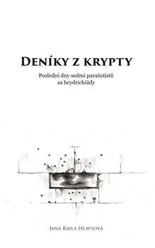 Obálka titulu Deníky z krypty
