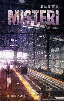 Obálka titulu Misteri