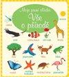 Obálka knihy Vše o přírodě - Moje první slůvka