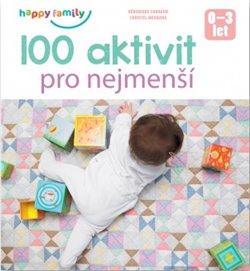 Obálka titulu 100 aktivit pro nejmenší