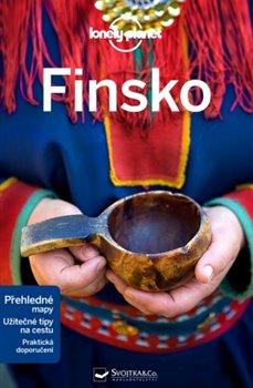 Obálka titulu Finsko - Lonely Planet