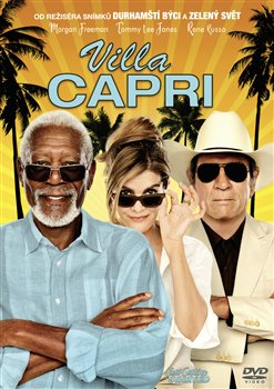Obálka titulu Villa Capri