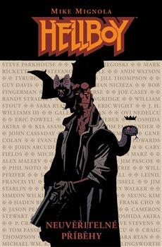 Obálka titulu Hellboy: Neuvěřitelné příběhy