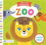 Zoo - Moje první dotyková knížka