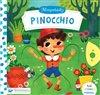 Obálka knihy Minipohádky – Pinocchio