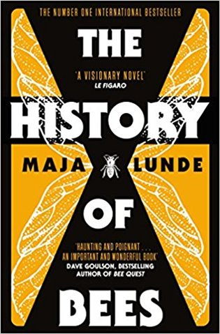The History of Bees - Maja Lunde | Booksquad.ink