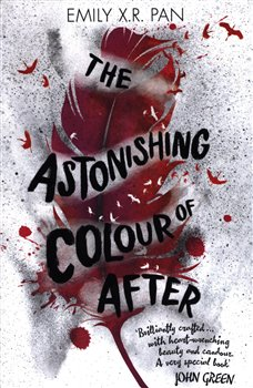 Obálka titulu The Astonishing Colour of After