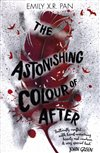 Obálka knihy The Astonishing Colour of After