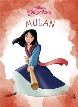 Obálka titulu Princezna - Mulan